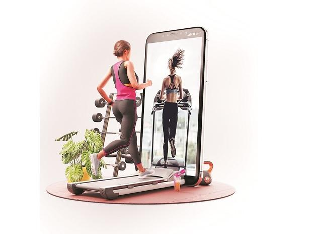 Workout at home: With gyms shut, fitness firms go online for sessions