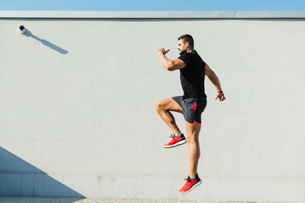 Take on This Conditioning Workout That Crushes Your Core