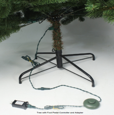 Willis Electric Recalls Home Accents Holiday Artificial Christmas Trees Due to Burn Hazard; Sold Exclusively at Home Depot