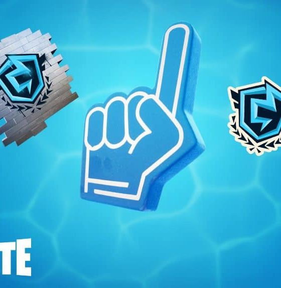 How to earn free Fortnite cosmetics by watching the Season 3 FNCS