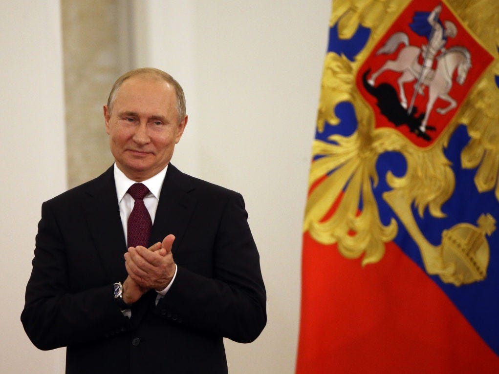 Putin announced that Russia approved a COVID-19 vaccine — and gave it to his daughter — despite serious concerns over its safety