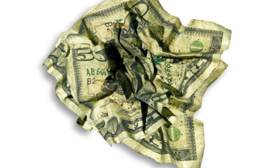 Most Americans now fear touching cash, survey says