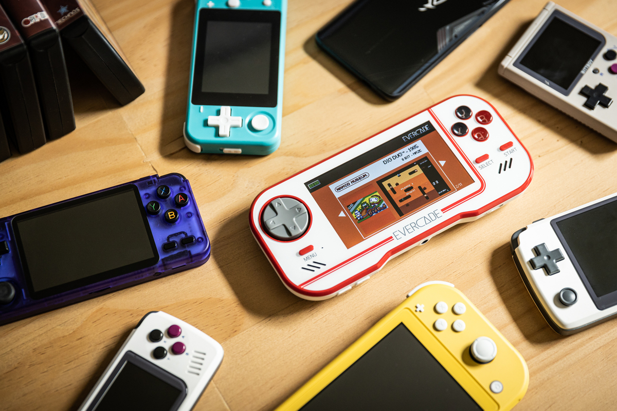 Evercade review: A charming cartridge-based handheld for retro gaming enthusiasts