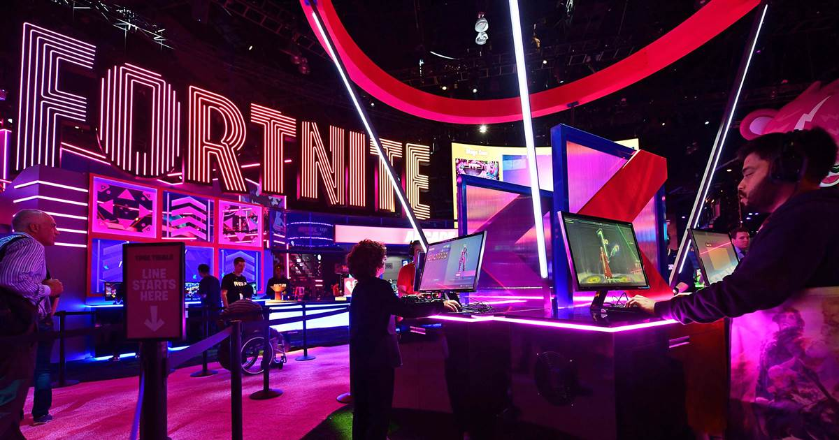 'Fortnite' maker says Apple threatened to cut it out of the App Store