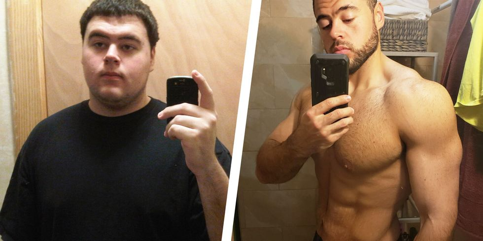Strength Training Helped Me Lose 135 Pounds and Find My Confidence