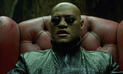 Laurence Fishburne Says He Has 'Not Been Invited' to Appear in Matrix 4