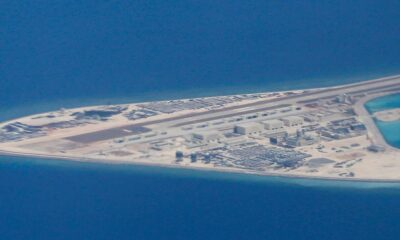 U.S. Sanctions Chinese Firms Active in Contested South China Sea