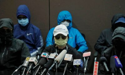 Families Plead for Return of Hong Kong Activists Detained in Mainland China