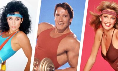 40 of the Most Popular Celebrity Fitness Gurus of All Time