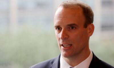 UK's Raab says Britain won't be 'held over a barrel' by EU anymore