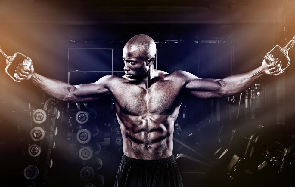 The 15 Best Workout Moves For Your Chest