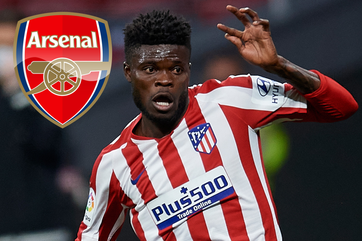 Arsenal 'must pay Thomas Partey over £200,000-a-week salary' after meeting £45m Atletico Madrid release clause in full