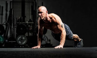 Bobby Maximus' 10-Minute Bodyweight Workout Might Be More Than You Can Handle