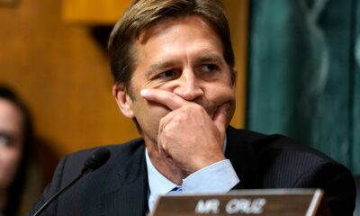 Ben Sasse, Who's Served as Trump's Footstool for Four Years, Now Has Bad Things to Say About Him