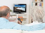 Pensioners who are angry at BBC plans to strip over-75s of free TV licence