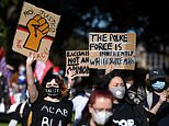 NSW Police may not be able to stop Black Lives Matter protest in Sydney, despite pandemic