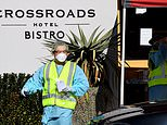 Crossorads Hotel, the pub at the centre of Sydney's biggest coronavirus outbreak reopens