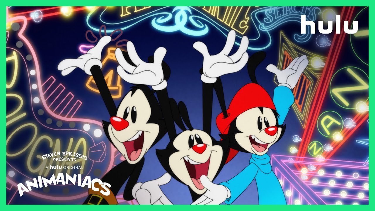 The full official trailer for the Animaniacs reboot