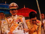 Thai king 'is secretly taken to hospital at 2am a week after bodyguard tested positive for Covid-19'