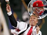 Donald Trump says he will throw the first pitch at Yankees Stadium on August 15 with no crowd