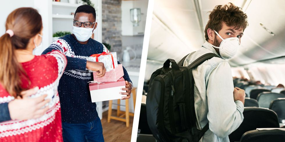 How to Know If Your Holiday Plans Are Too Risky During the Pandemic