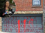 Oakland Mayor Libby Schaaf's home is vandalized before she voted against defunding police