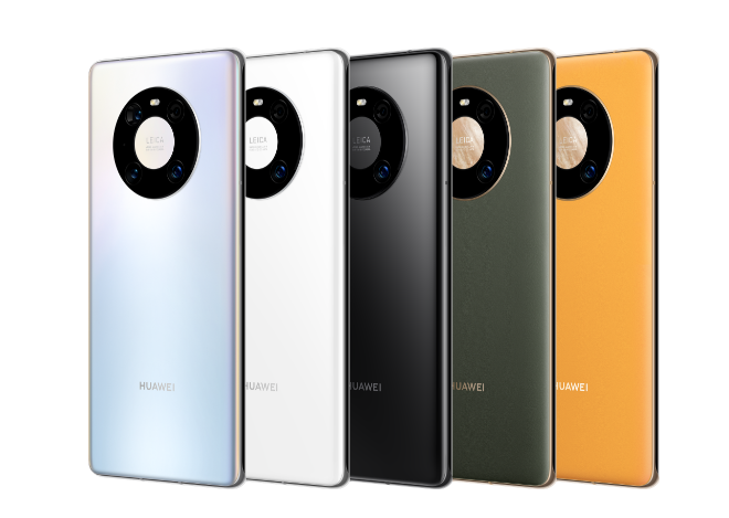Huawei Mate 40 series launched with a new 5nm Kirin 9000 SoC, improved camera setup, and more
