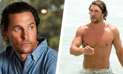 Matthew McConaughey on His Time as a Chiseled Sex God: No Regrets