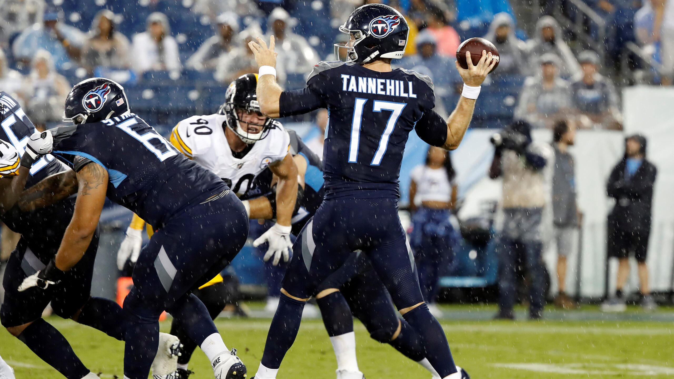 Steelers vs Titans live stream: how to watch NFL week 7 online from anywhere