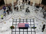 Obama, Clinton and Bush to attend John Lewis's funeral