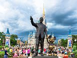 Walt Disney World cast members test out coronavirus safety features this week