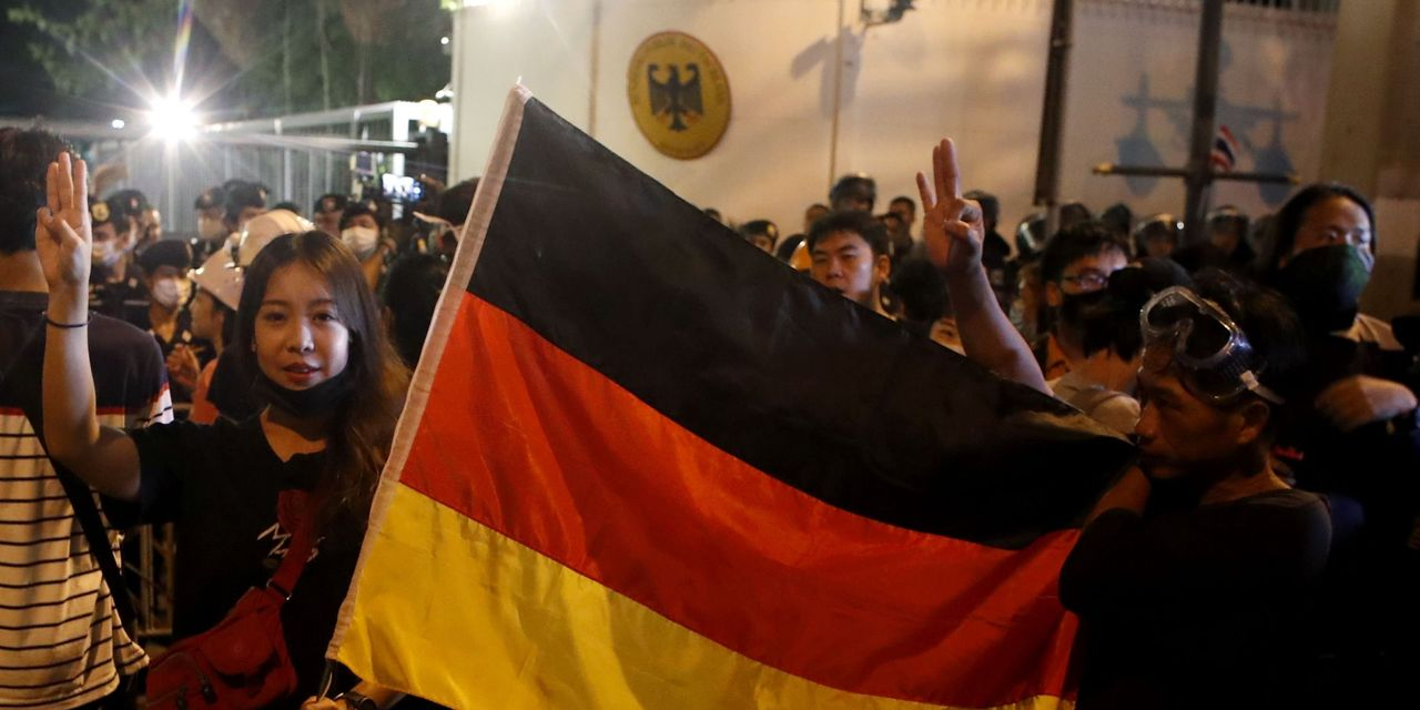 Thailand's King Becomes Foreign Relations Challenge for Germany