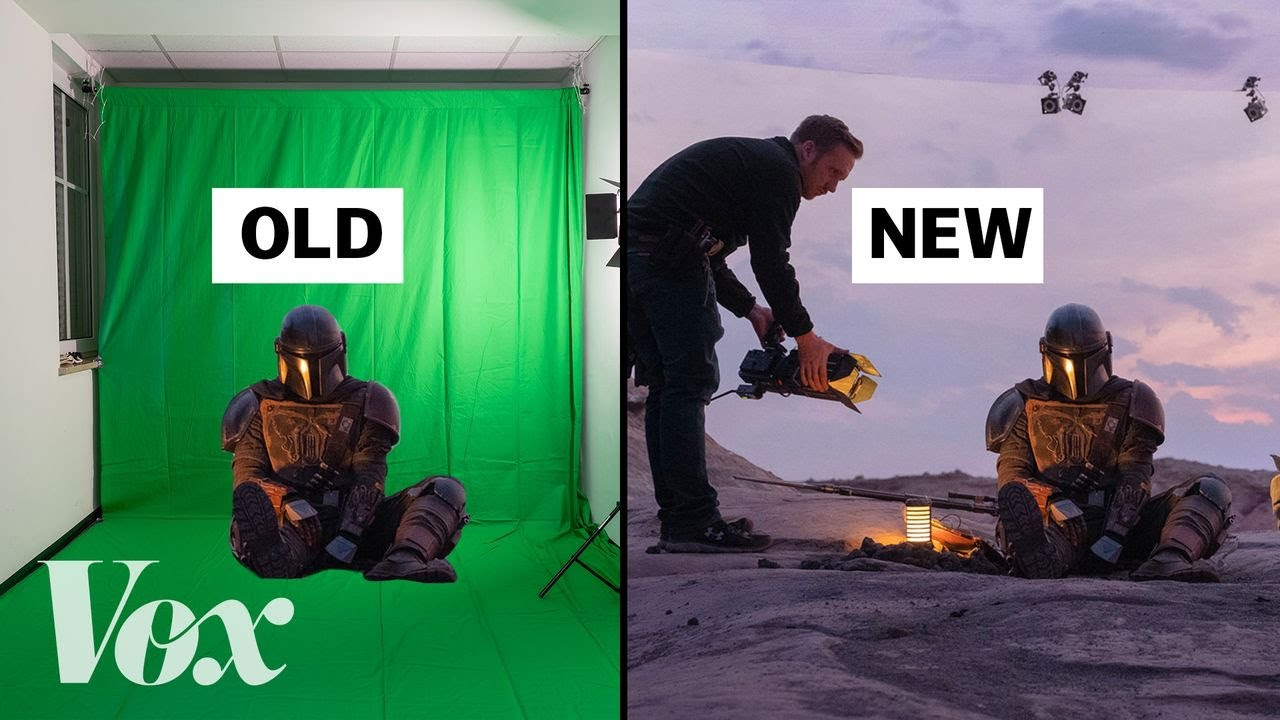 The virtual set technology that's replacing the green screen
