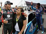 Bubba Wallace's mom told him to ignore Trump's noose apology demand because 'you can't fix stupid'