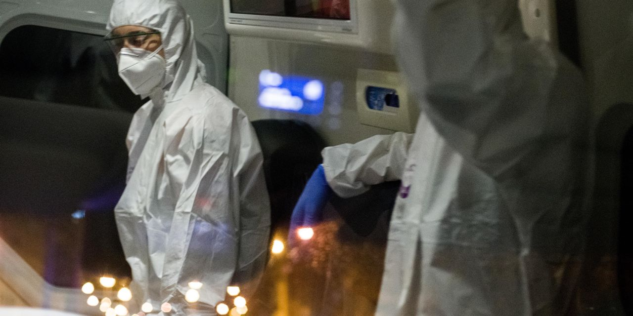 France Emerges as Covid-19 Epicenter as Cases Surge Across Europe