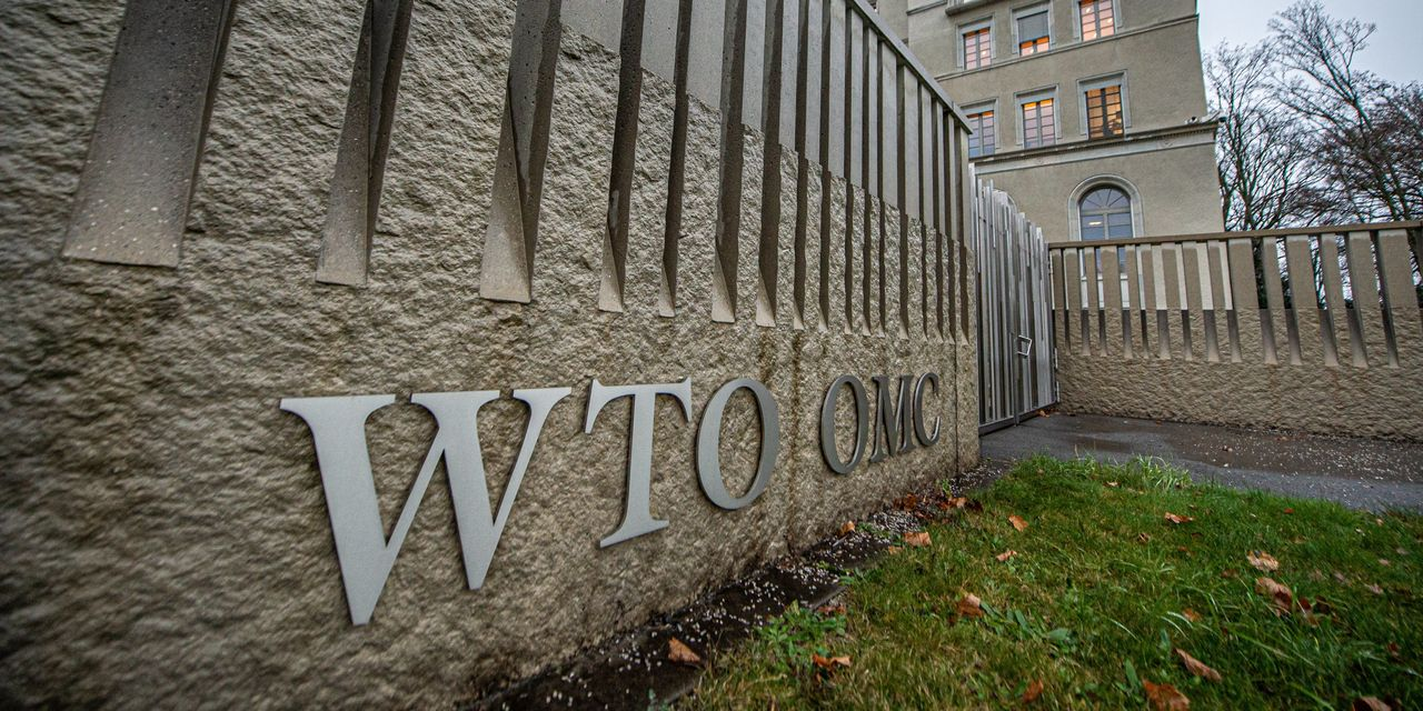 WTO Is Poised to Pick First Female Leader