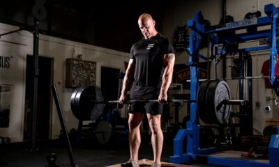 Bobby Maximus Wants You to Deadlift for Your Life