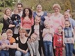 Mother, 35, with 13 children dies of Covid as her heartbroken wife pays tribute