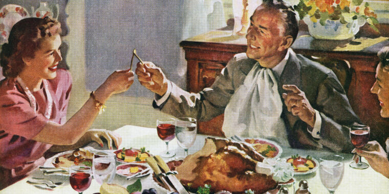 CDC Thanksgiving guidance: No traveling, no outside-household members