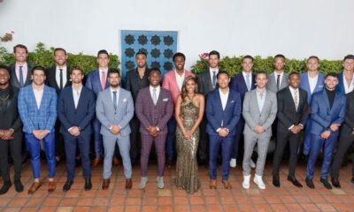 'The Bachelorette' Revealed a New Cast Photo, and You Probably Didn't Notice This Weird Thing