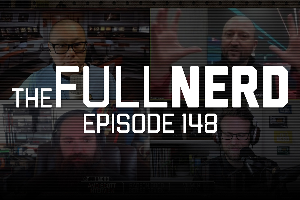 The Full Nerd ep. 158: AMD's Radeon chief answers your burning RX 6800-series questions