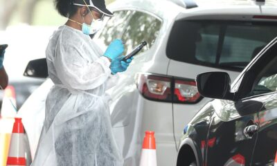 Rapid testing 75% of a city every 3 days could 'drive the epidemic toward extinction' within 6 weeks, a new study claims