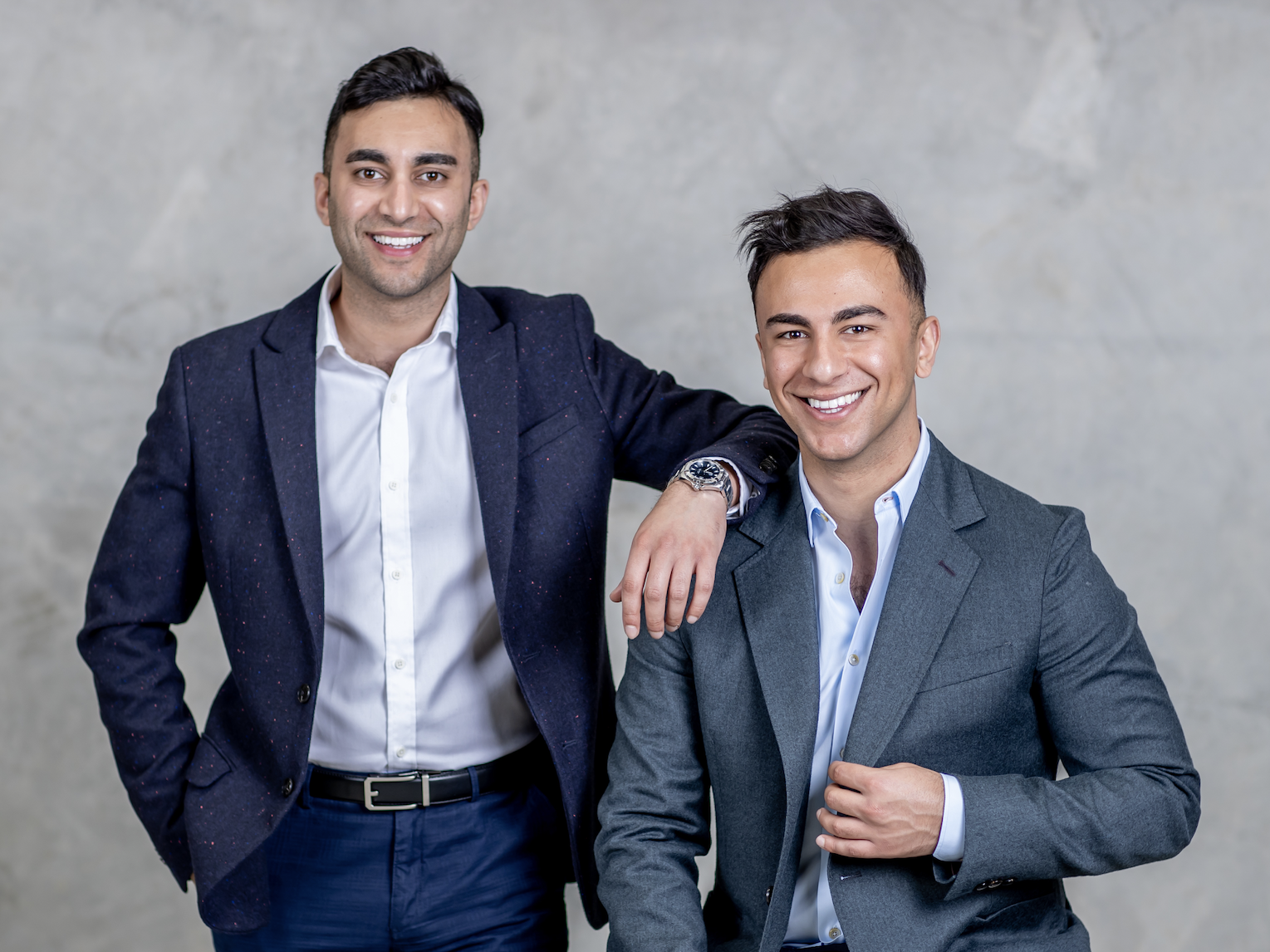 The millennial cofounders of a luxury accessories startup reveal the social media strategy they used to quickly carve out a market