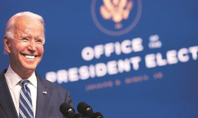 US President-elect Joe Biden to unveil first Cabinet picks on Tuesday