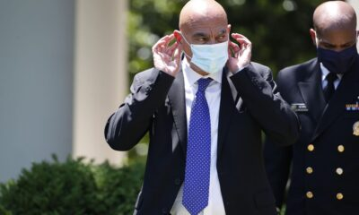 Operation Warp Speed Head Says He's Been Instructed Not To Share Vaccine Information With Biden Team
