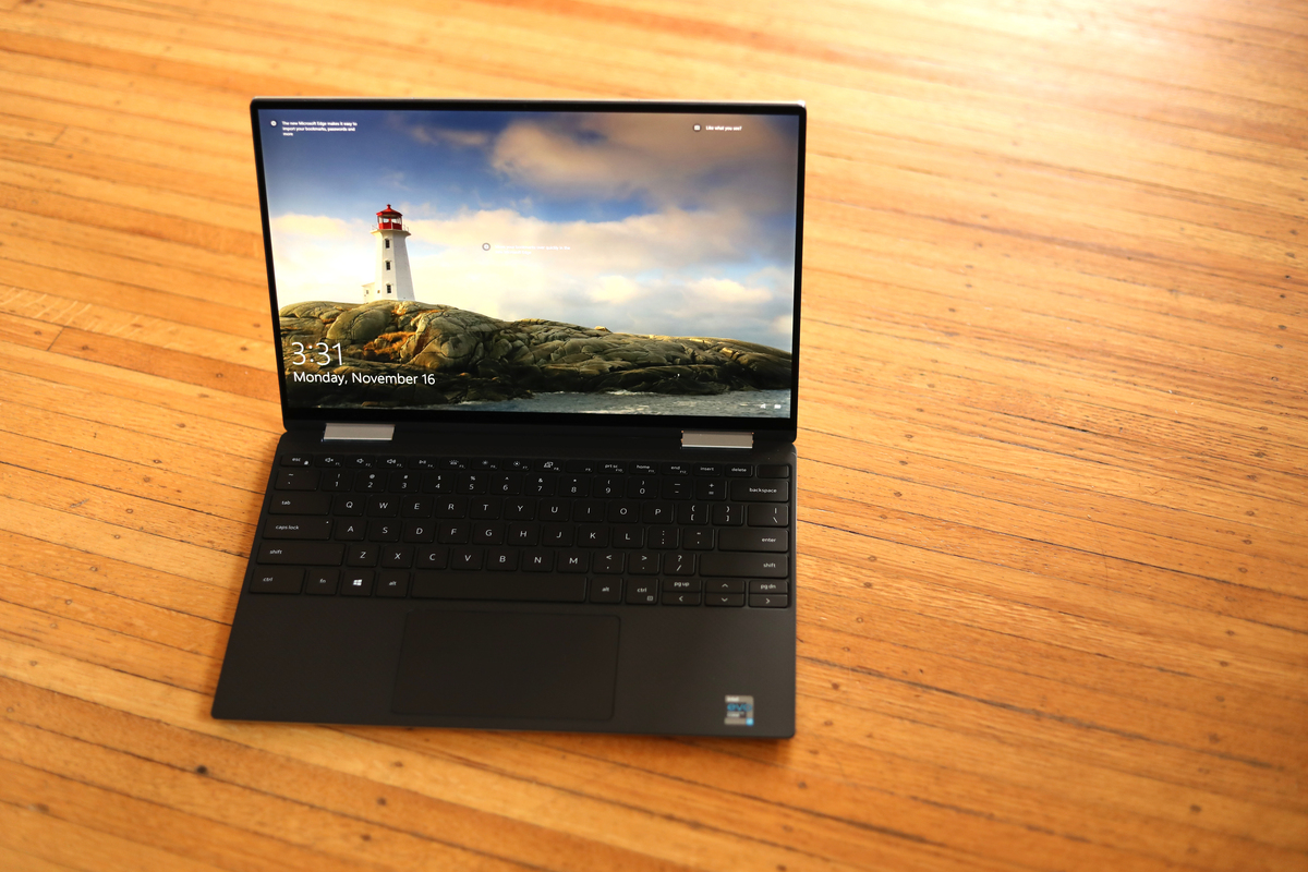 Dell XPS 13 2-in-1 9310 review: Actual gaming chops in a tiny laptop