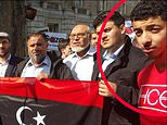 Manchester bomber Salman Abedi joined a rally organised by Jeremy Corbyn's pro-Palestine group