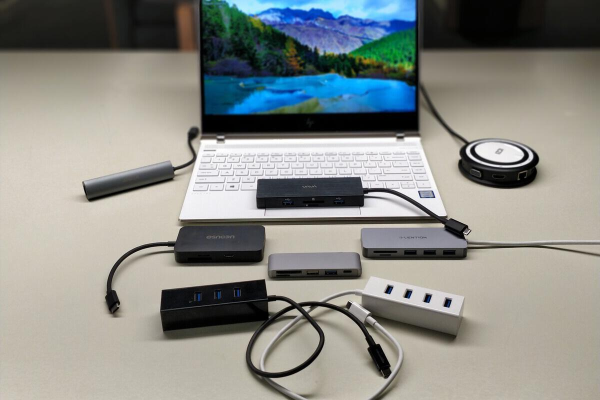 The best USB-C hubs for your laptop or tablet