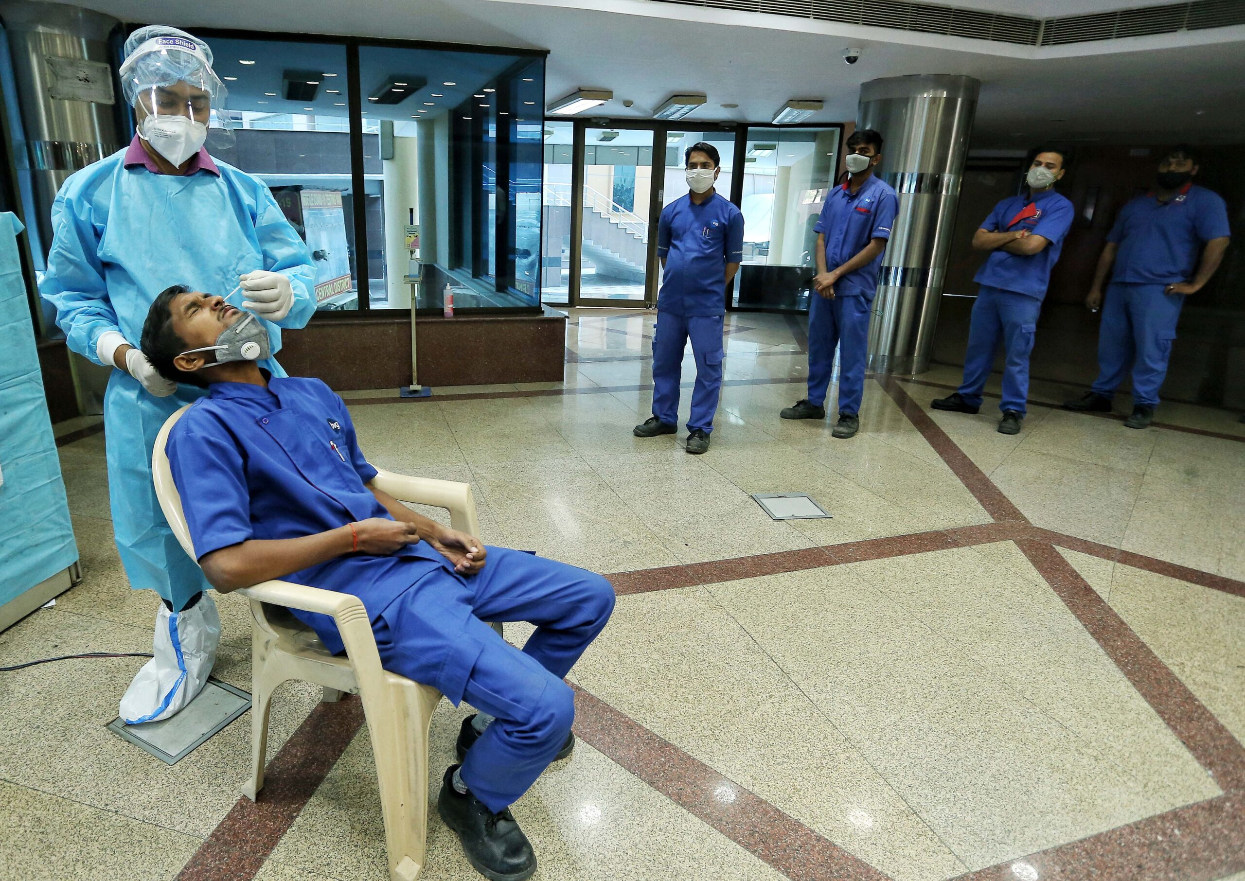 DATA STORY: India sees biggest single-day jump in active cases since Sep 18