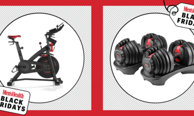 Complete Your Home Gym With Bowflex's Black Friday Sale